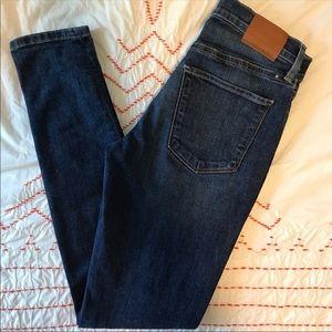 Lucky Brand Brooke Skinny Legging Jean